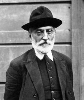 Don Miguel de Unamuno y su 'nivola', la novela realista del escritor vasco
