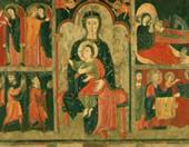 Frontal de l'altar de Santa Maria d'Avià (Edu3.cat)