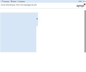Xarxes informàtiques: WAN i LAN (topologies de LAN) (Proyecto Agrega)