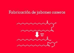 Fabricación de jabones caseros. La química de la saponificación.