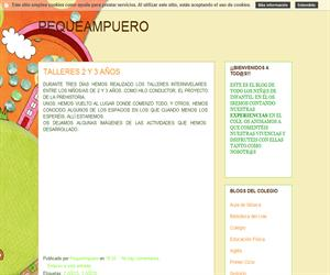 Pequeampuero (Blog Educativo de Educación Infantil)