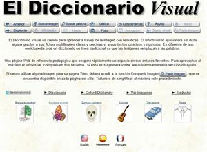 Diccionario visual para aprender a través de las imágenes