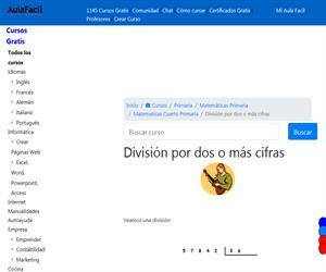 Operaciones. Divisiones II. Editorial Anaya