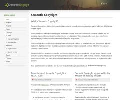 Semantic Copyright