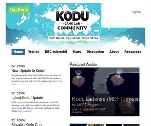 Kodu. Software de creación de videojuegos para niños, adaptado al PC