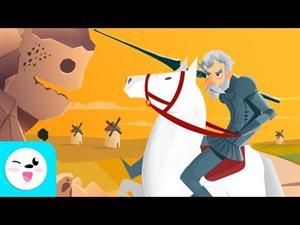 Don Quijote de la Mancha (para niños)