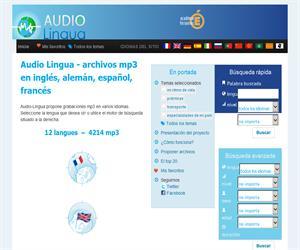 Archivos de audio para aprender idiomas
