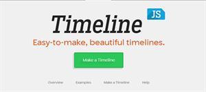Timeline Tool: la nueva herramienta para crear biografías en Internet
