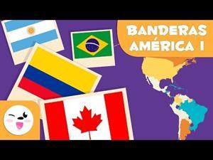 Las banderas de América I