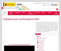 Trabajamos por una Sociedad en Red | Red.es