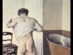Hombre en su baño de Caillebotte (Smart History)