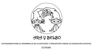 Ara y Belbo, una aplicación didáctica para Educación Infantil