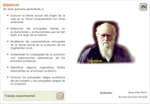Origen y evolución de los seres vivos. Biología y geología para 4º de Secundaria