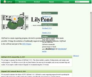 LilyPond. Notación musical para todos
