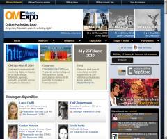 Online Marketing Expo Madrid 2010 (OME 2010): Feria y Congreso para marketing digital y Publicidad Online (24 y 25 de febrero 2010)