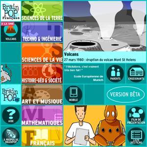 Brainpop.fr: comunidad de conocimiento para primaria y secundaria