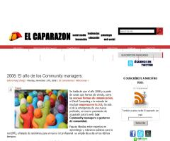 """2008: El año de los Community managers: características del """"community manager"""" para el éxito de una e-comunidad"""