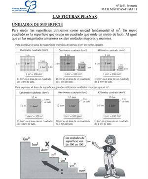 Las figuras planas: ejercicios. Colegio Bretón de Los Herreros (Logroño)