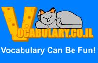 Vocabulary Games and Resources (Vocabulary.co.il)