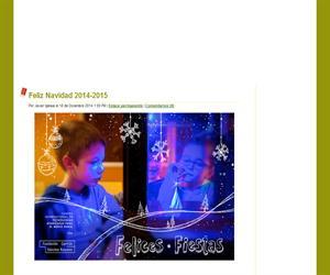 Brújula educativa: un blog de tecnologías 2.0 y recursos didácticos para educadores. CITA
