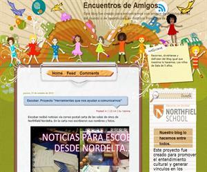 Encuentros de Amigos por el Mundo (Blog Educativo de Educación Infantil)