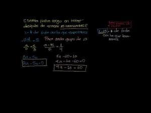Solución Alterna de Problema de Proporción (Khan Academy Español)