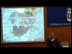 O castelo da Rocha Forte dende a arqueoloxía. A intervención integral do ano 2013