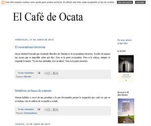 El café de Ocata. Temas de actualidad educativa y recursos para Filosofía