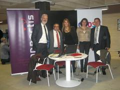 "GNOSS y CONNECTIS participan en el evento ""Smart Destination: claves para la competitividad turística"". 14/01/2015"