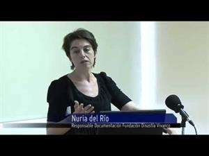 Encuentro Didactalia 2013: Nuria del Río - Fundación Dinastía Vivanco