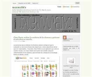 matemaTICs: Guiños matemático-educativos a traves de las TIC.