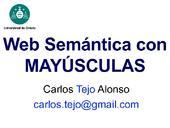Web Semantica con MAYÚSCULAS
