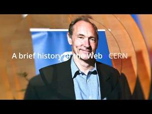 A brief history of the World Wide Web (CERN)