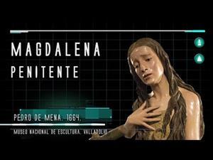Magdalena penitente, de Pedro de Mena