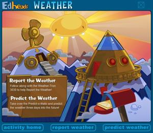 Edheads: Weather activities