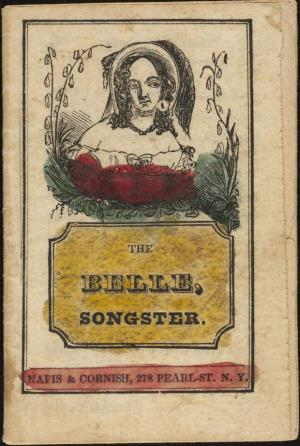 The Belle songster (International Children's Digital Library)