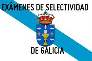 Exámenes de selectividad de Galicia
