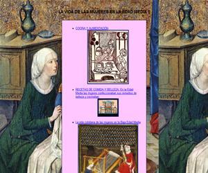 Vida cotidiana de las mujeres cordobesas en la Baja Edad Media
