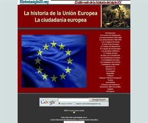 La historia de la Unión Europea