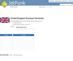 United Kingdom Overseas Territories