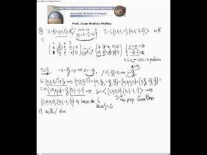 Suma subespacios y parámetros
