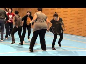 Bourre, danza popular francesa