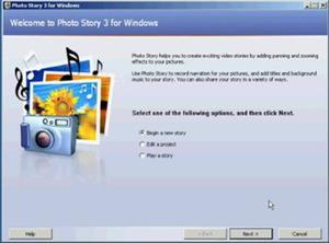 Crear historias digitales con photostory 3