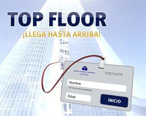Top floor ¡Llega hasta arriba!
