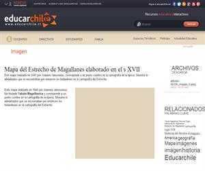 Tabula Magellanica (Educarchile)