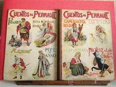 Cuentos de Charles Perrault  Ciudad Seva - Didactalia