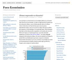 ¿Hemos empeorado en educación? | Foco Económico