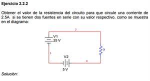 Ejercicios resueltos de análisis de circuitos (Universidad de La Salle Bajío)