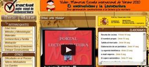 Portal Audiovisual de Lectoescritura. Waece