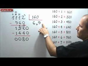 División de números decimales (JulioProfe)